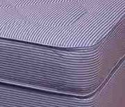 Pine Bunk Bed & Mattress Set 3'0 Single