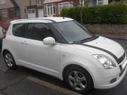 Suzuki Swift 1.5 GLX 2007**Cheapest on here** White