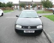 2001 Vw Golf 2.8 V6 4 Motion