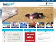 All inclusive holiday deals AtlasJet Airlines
