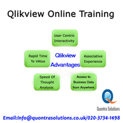 Qlikview Online Training in Kingston by Quontra Solutions