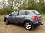 2008 Nissan 2.0 2008 Nissan Qashqai 2.0 Dci Acenta ,  Switchable 4W