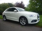 2012 Audi Q3 2012 AUDI Q3 S LINE TDI QUATTRO S-A WHITE