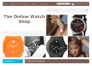 Watch shop online uk